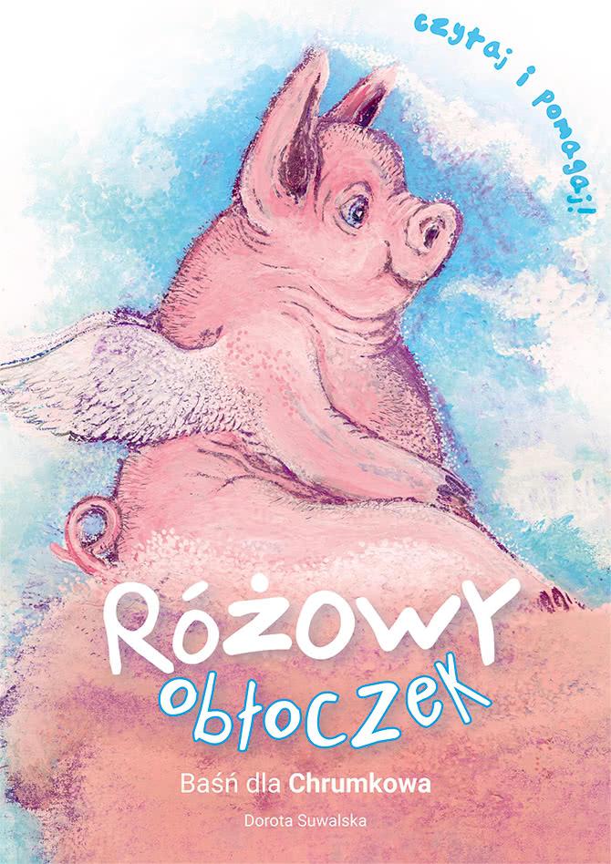 Dorota Suwalska - Różowy Obłoczek; Czyta #TataMariusz