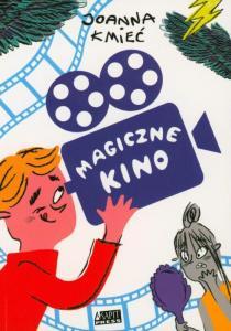 Joanna Kmieć - Magiczne Kino (okładka) na #TataMariusz