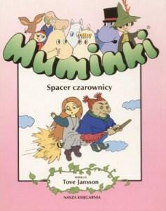 Muminki. Spacer czarownicy #TataMariusz; Fot. w.bibliotece.pl