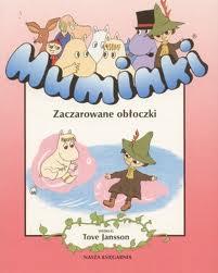 Muminki. Zaczarowane obłoczki #TataMariusz; Fot. w.bibliotece.pl