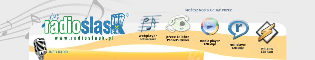 Radio Śląsk Header