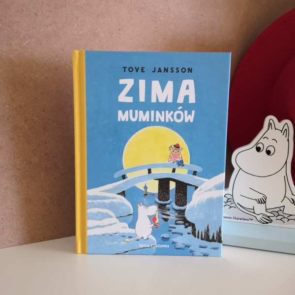 Tove Jansson - Zima Muminków; #TataMariusz