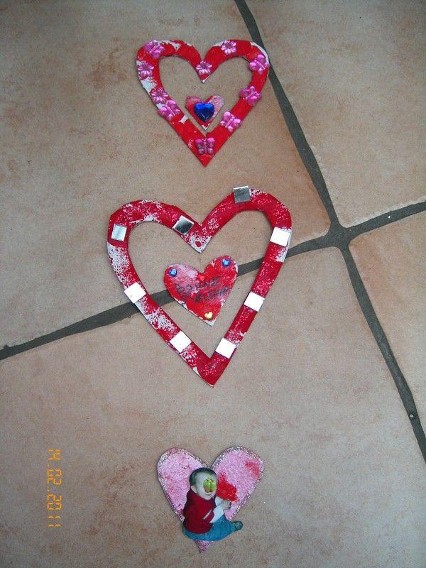 Bricolage Pour La St Valentin