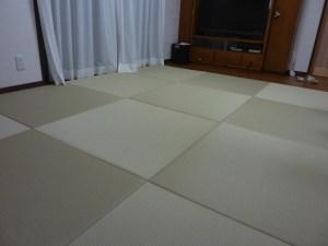 絨毯と比較し迷いましたが購入してよかったと思っています