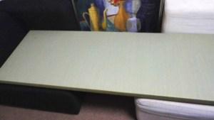 事務所の仮眠用の畳