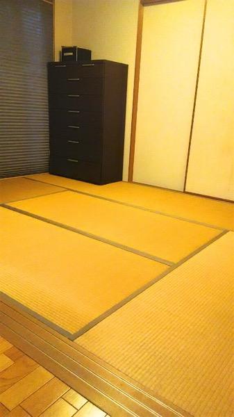 畳を敷く前