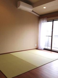 床暖房用の置き畳