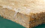 畳に芯材 わら床