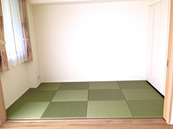 子供用の畳部屋