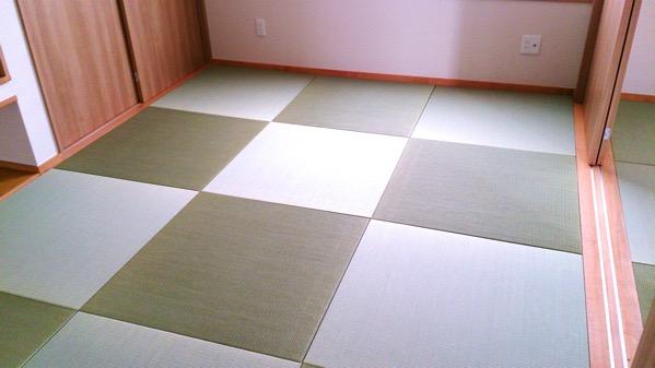 畳の部屋 その1