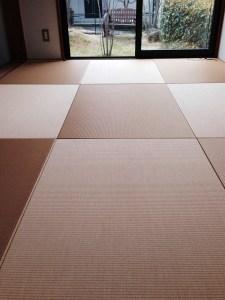 畳を既存の12枚から9枚に変更したので違和感があるか心配でしたが、全く違和感なく、費用も抑えることができてとても良かったです