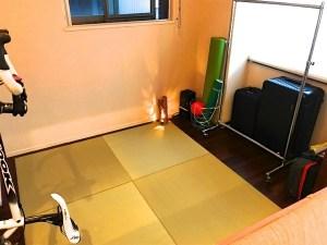 物置にしていた部屋を畳を使って有効活用したお客様