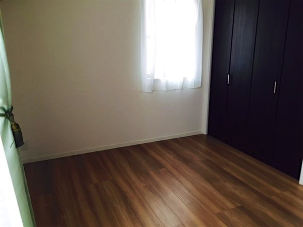 床暖房のフローリング