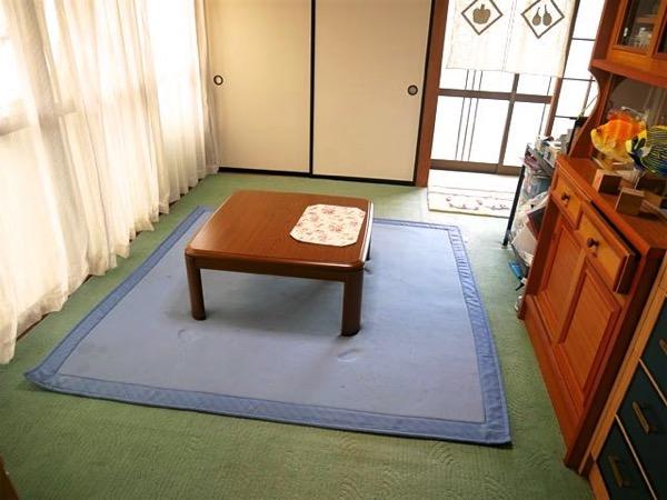 絨毯onカーペット