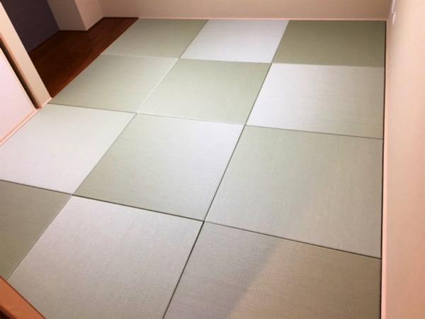 別注サイズの置き畳