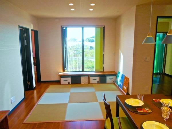 kumamoto igusa tatami room