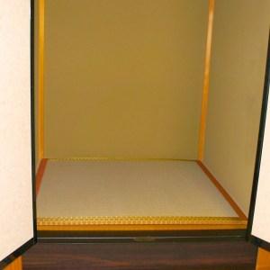 「仏壇の下に敷く畳」サイズオーダーで製作