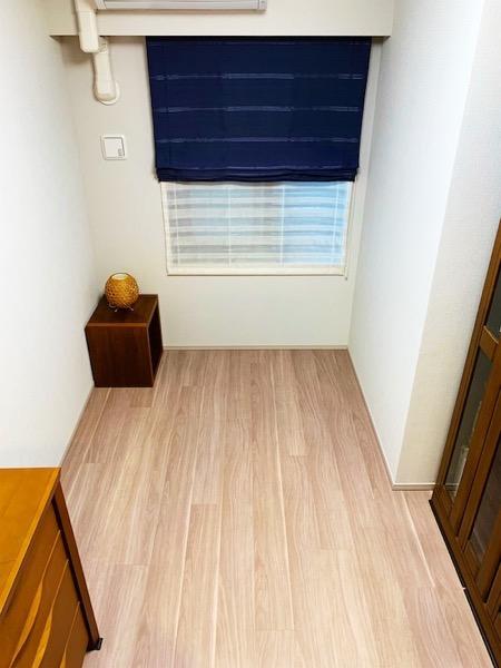 3畳の部屋