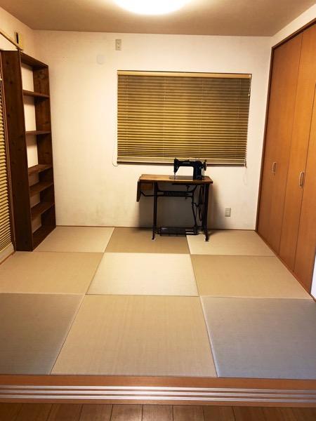 モカベージュの畳