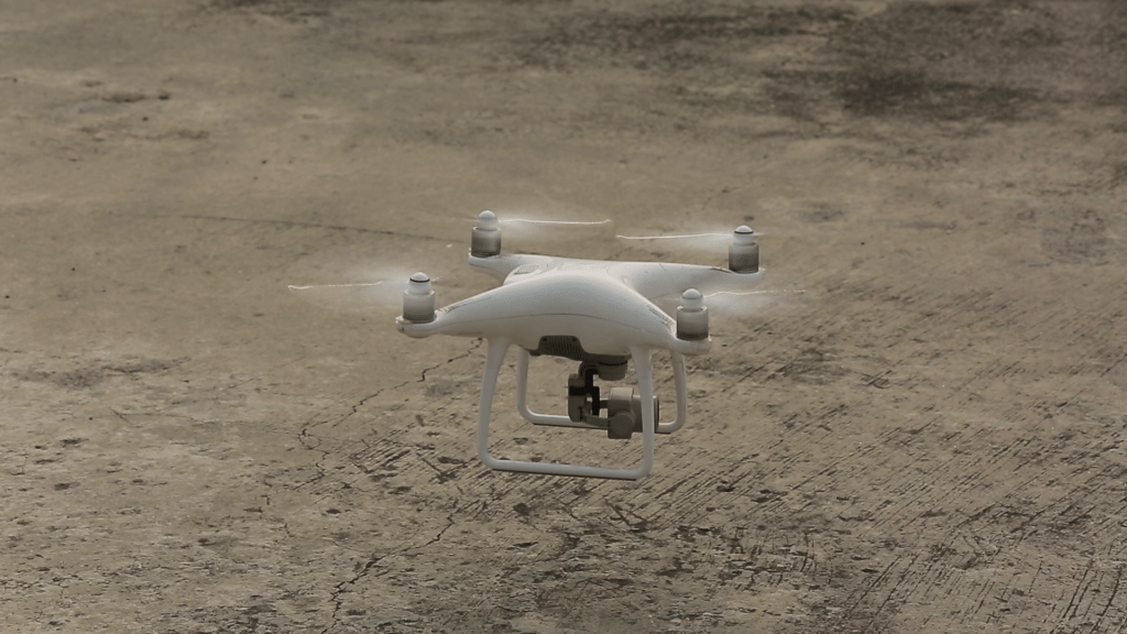 Drone for Maintenance of Power network