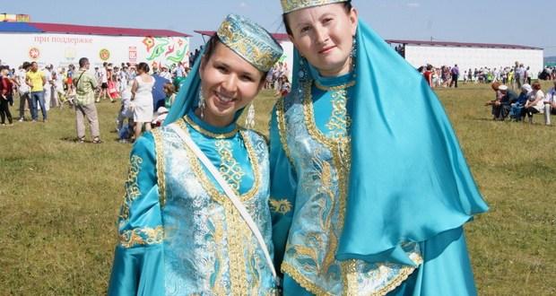 В селе Барда Пермского края прошел IV Всероссийский сельский Сабантуй