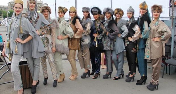 Жители Магнитогорска увидели этнические наряды