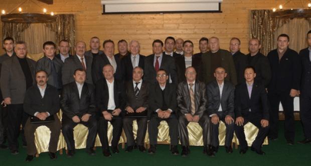 "All-Russia public organization 'Federation of National Wrestling ""Tatarcha Kuresh""'"