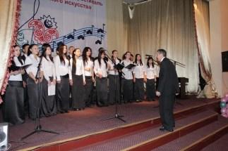 Хор музыкального колледжа Семея