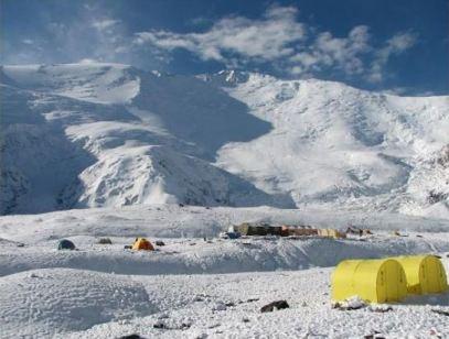 пик ленина альплагерь 1