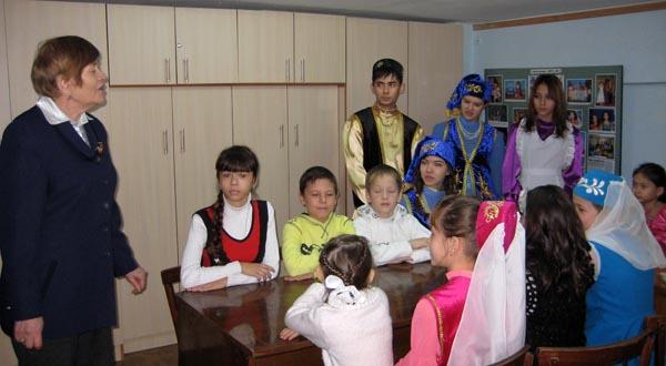 Новый учебный год начался в татарской воскресной школе в Шымкенте