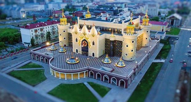 About rituals of Tatar culture in the children's creativity