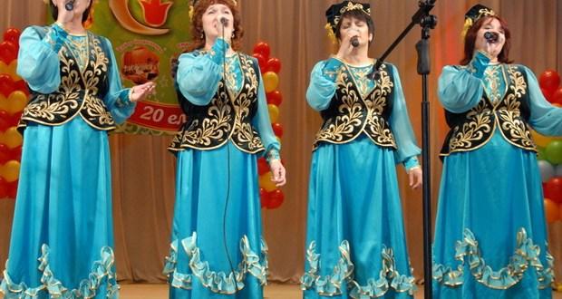 Татарский народно-фольклорный коллектив «Сандугач»
