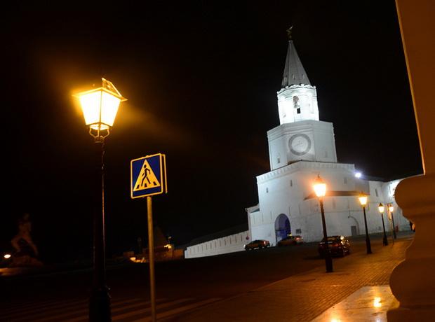 У Казанского Кремля