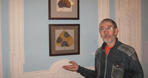 Выставка художника Хамзы Шарипова