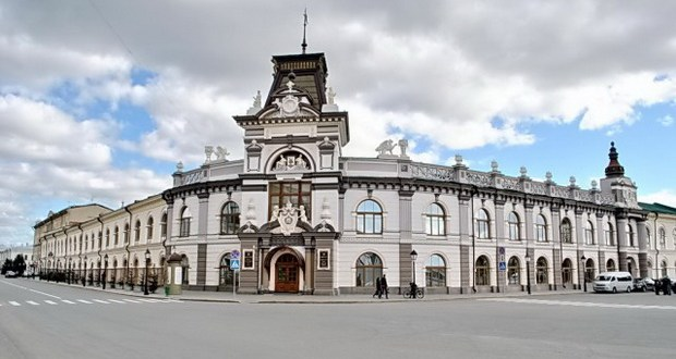 Day – night – day at the National Museum of the Republic of Tatarstan on May 17-18