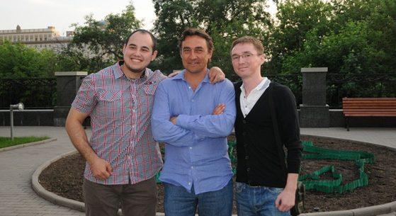 Актер Камиль Ларин встретился с Советом молодежи