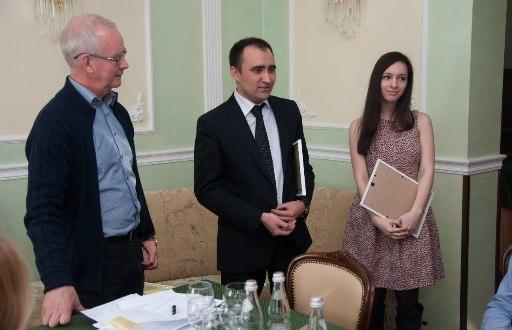 Cовет молодежи при Полпредстве РТ в РФ в новом формате общения