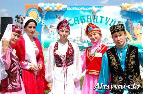 Сабантуй в Усть-Каменогорске отметят 14 июня