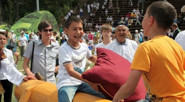 7-8 июнь көннәрендә Татарстан авыллары һәм район үзәкләрендә Сабантуйлар гөрләячәк