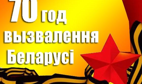 Делегация Татарстана приняла участие в торжествах, посвященных 70-летию освобождения Беларуси