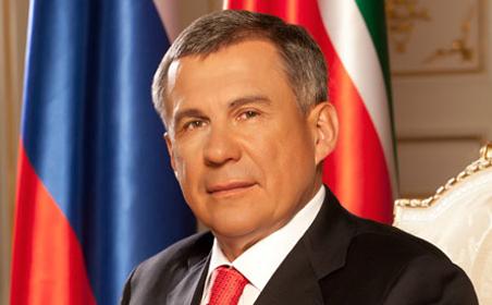 Президент РТ Рустам Минниханов поздравил татарстанцев со священным праздником Ураза-байрам