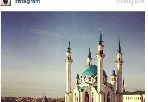 Кол Шәриф фотосы Инстаграмда ярты миллион лайк җыйган