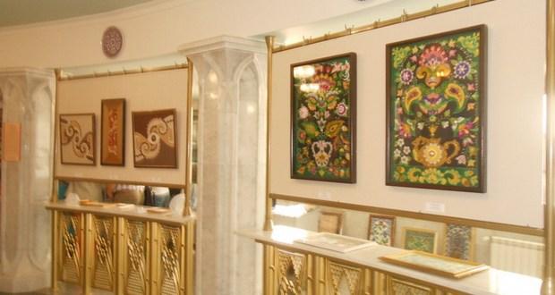 Национальный орнамент в современном татарском искусстве.