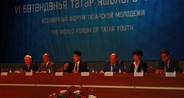 VI Бөтендөнья татар яшьләре форумының  РЕЗОЛЮЦИЯСЕ