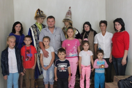 Тот татарин, у кого внуки татары!