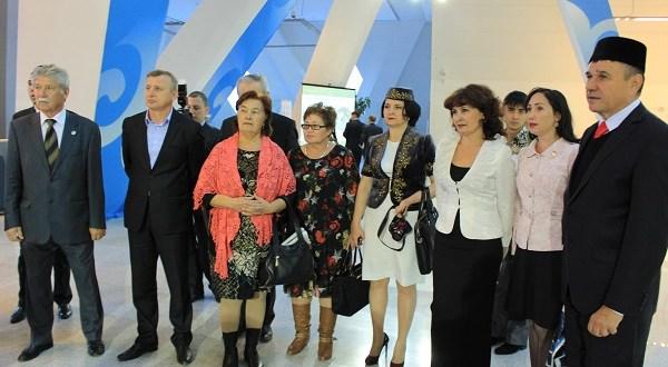 «Казахстанда татарлар» энциклопедиясе югары бәяләнде