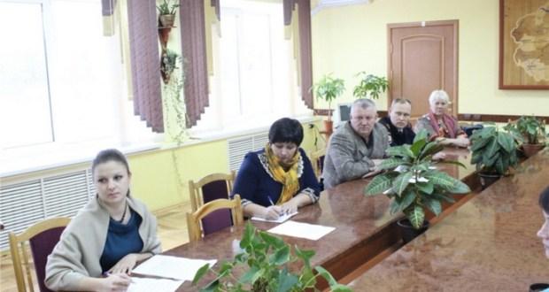 В Канаше отчиталась национально-культурная автономия татар
