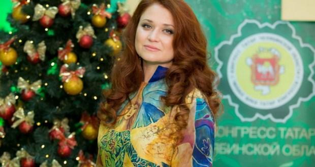 Конгресс татар Челябинской области снимает татарский голубой огонек