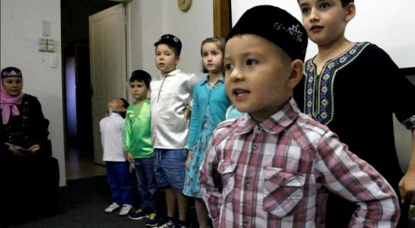 Muslim Tatars of Adelaide celebrated Mawlid al-Nabi