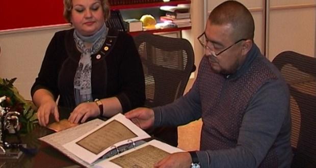 Возвращение копии рукописи в Республику Татарстан